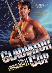 Gladiator Cop - (Region 1 Import DVD)