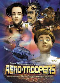 Aero-Troopers - (Region 1 Import DVD)