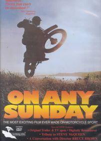 On Any Sunday - (Region 1 Import DVD)
