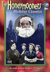 Honeymooners Holiday Classics - (Region 1 Import DVD)