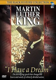 Martin Luther King:I Have a Dream - (Region 1 Import DVD)