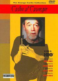 Carlin at Carnegie - (Region 1 Import DVD)