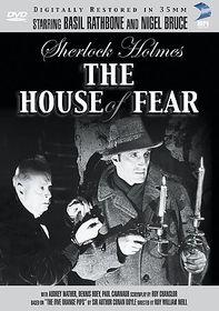 Sherlock Holmes:House of Fear - (Region 1 Import DVD)