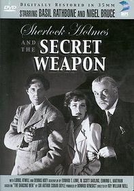 Sherlock Holmes:Secret Weapon - (Region 1 Import DVD)