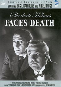 Sherlock Holmes:Faces Death - (Region 1 Import DVD)