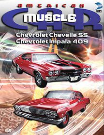 American Muscle Car - Chevrolet Chevelle SS and Chevrolet Impala 409 - (Region 1 Import DVD)