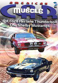 American Musclecar:64 Ford Fairlane - (Region 1 Import DVD)