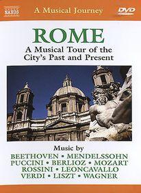 A Musical Journey - Rome - Various Artists (DVD)
