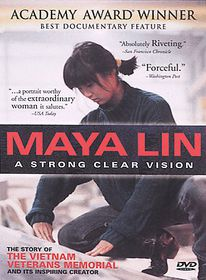 Maya Lin - a Strong Clear Vision - (Region 1 Import DVD)