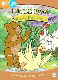 Little Bear:Rainy Day Tales - (Region 1 Import DVD)