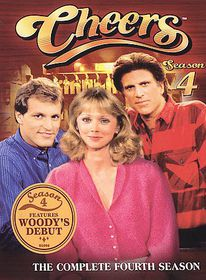 Cheers:Complete Fourth Season - (Region 1 Import DVD)