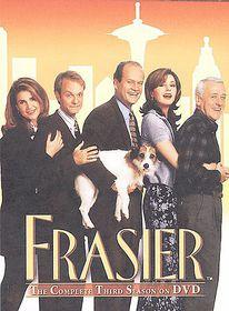 Frasier:Complete Third Season - (Region 1 Import DVD)