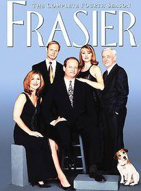 Frasier:Complete Fourth Season - (Region 1 Import DVD)