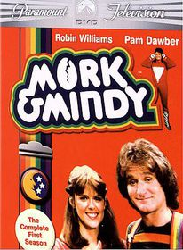 Mork & Mindy:Complete First Season - (Region 1 Import DVD)