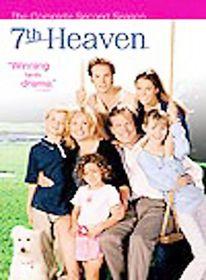7th Heaven:Complete 2nd Season - (Region 1 Import DVD)