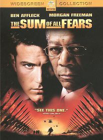 Sum of All Fears - (Region 1 Import DVD)