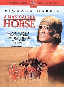 Man Called Horse - (Region 1 Import DVD)