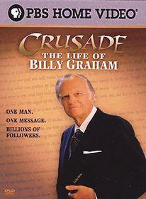 Crusade:Life of Billy Graham - (Region 1 Import DVD)