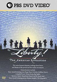 Liberty:American Revolution - (Region 1 Import DVD)