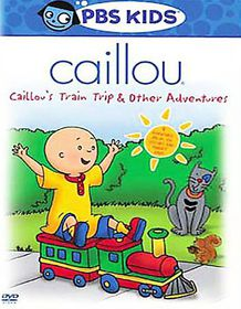 Caillou:Caillou's Train Trip & Other - (Region 1 Import DVD)