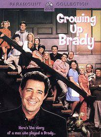 Growing up Brady - (Region 1 Import DVD)