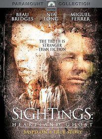 Sightings: Heartland Ghost - (Region 1 Import DVD)