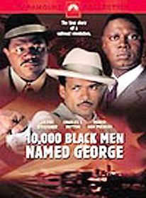 10,000 Black Men Named George - (Region 1 Import DVD)