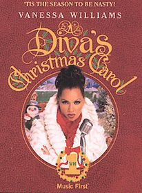 Diva's Christmas Carol - (Region 1 Import DVD)