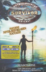Survivor - Season One Greatest And Most Outrageous Moments  (Region 1 Import DVD)