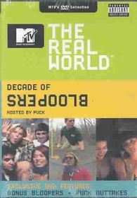 Real World:Decade of Bloopers - (Region 1 Import DVD)
