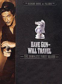 Have Gun Will Travel:First Season - (Region 1 Import DVD)