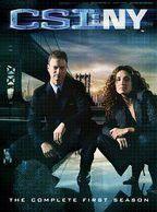 CSI NY: First Season - (Region 1 Import DVD)