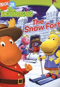 Backyardigans:Snow Fort - (Region 1 Import DVD)