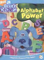 Blue's Clues:Alphabet Powe - (Region 1 Import DVD)
