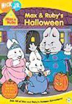 Max & Ruby's Halloween - (Region 1 Import DVD)