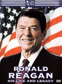 Ronald Reagan:His Life and Legacy - (Region 1 Import DVD)