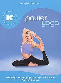 Mtv Power Yoga - (Region 1 Import DVD)