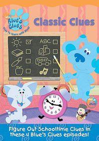 Blue's Clues:Classic Clues - (Region 1 Import DVD)