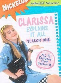 Clarissa Explains It All - (Region 1 Import DVD)