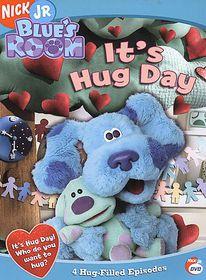 Blue's Clues: Blue's Room It's Hug Day - (Region 1 Import DVD)