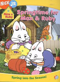 Max & Ruby:Springtime for Max & Ruby - (Region 1 Import DVD)