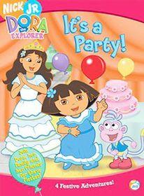 Dora the Explorer:It's a Party - (Region 1 Import DVD)