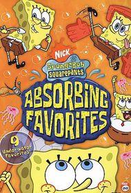 Spongebob Squarepants - Absorbing Favorites - (Region 1 Import DVD)
