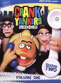 Crank Yankers:Season 2 Vol 1 - (Region 1 Import DVD)