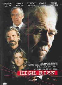 High Risk - (Region 1 Import DVD)