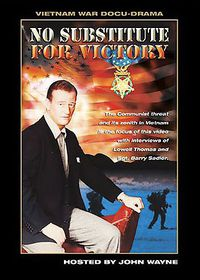 No Substitute for Victory - (Region 1 Import DVD)