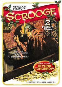 Scrooge/Beyond Tomorrow - (Region 1 Import DVD)