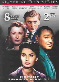 Silver Screen Series - (Region 1 Import DVD)