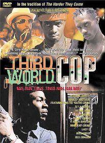 Third World Cop - (Region 1 Import DVD)
