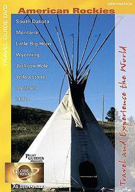 American Rockies - (Region 1 Import DVD)